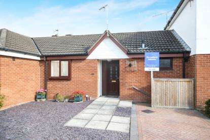 1 Bedroom Bungalow for sale in Church Croft, Dodleston, Chester, CH49NT