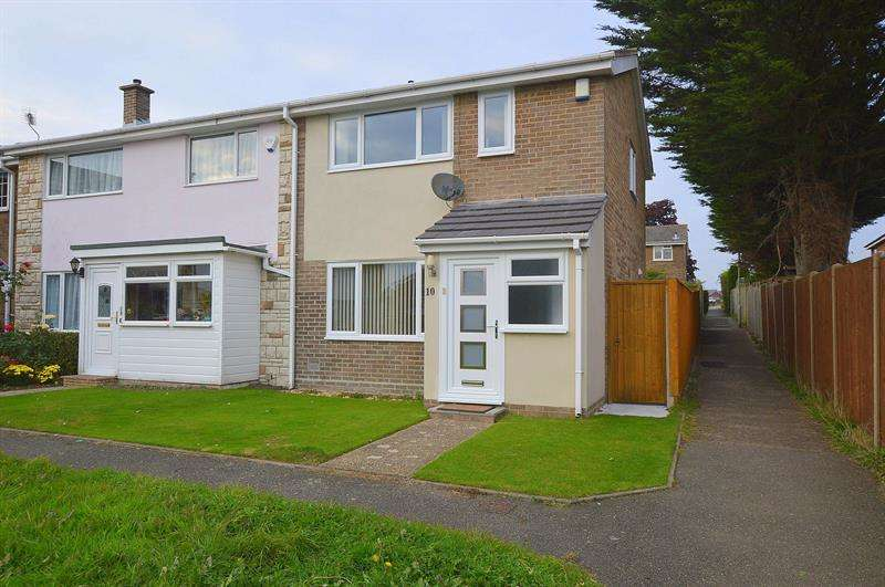 3 Bedrooms End Of Terrace House for sale in Nettleton Close, Canford Heath, Poole