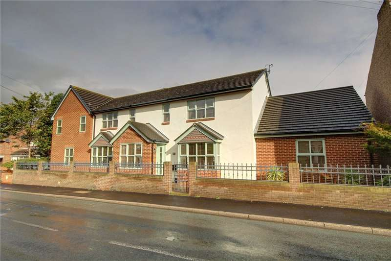 4 Bedrooms Detached House for sale in High Street, Byers Green, Durham, DL16