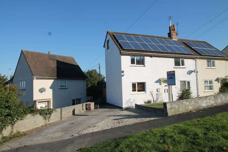 3 Bedrooms Semi Detached House for sale in High Cross, ST COLUMB