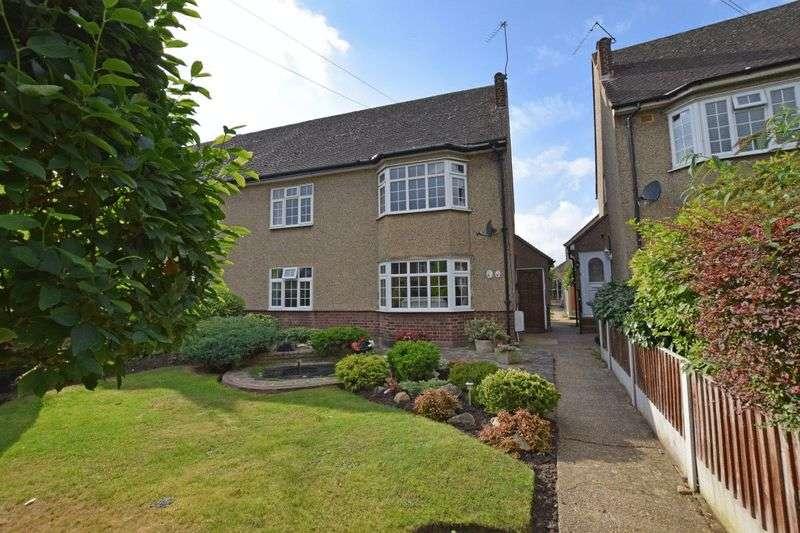 2 Bedrooms Flat for sale in Front Lane, Upminster
