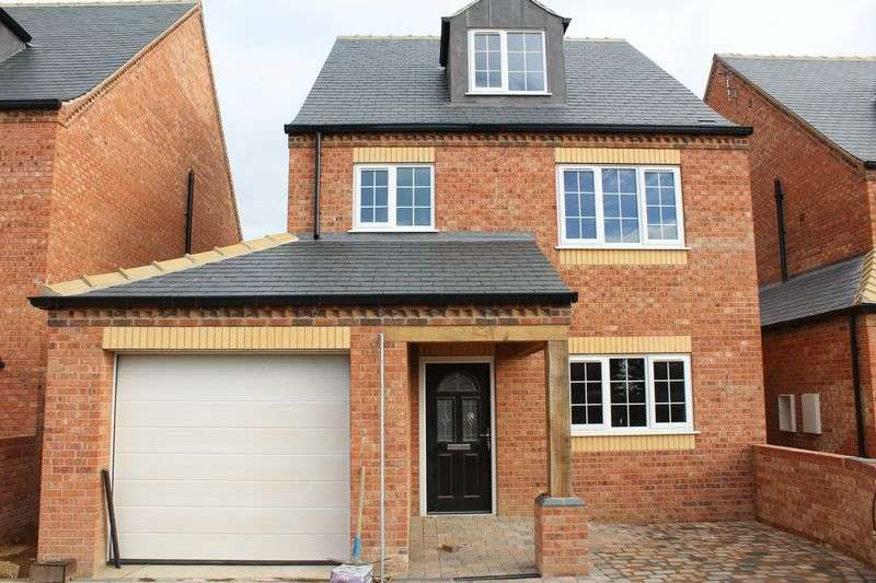 5 Bedrooms Detached House for sale in Houndhill Lane, Pontefract