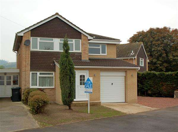 4 Bedrooms Detached House for sale in OAK WAY, HUNTLEY