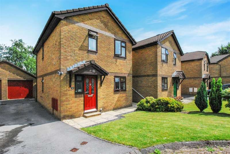 3 Bedrooms Detached House for sale in Heol Y Ddol, Pontypandy, Caerphilly