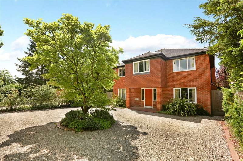 5 Bedrooms Detached House for sale in Norman Avenue, Abingdon, OX14
