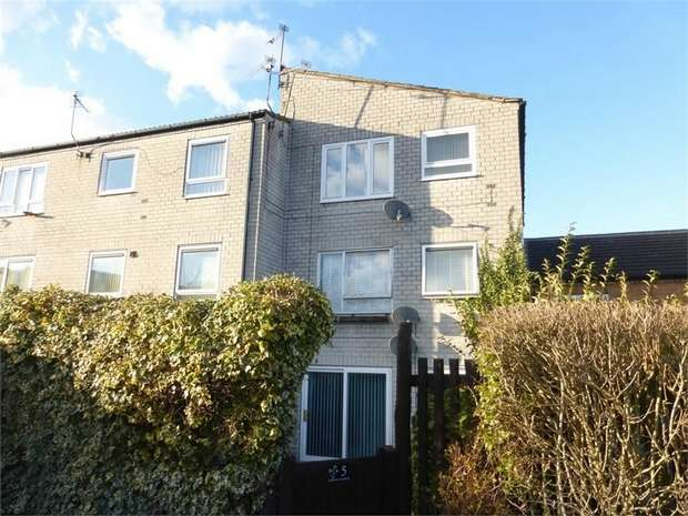 1 Bedroom Flat for sale in Halfway Gardens, Halfway, Sheffield, South Yorkshire