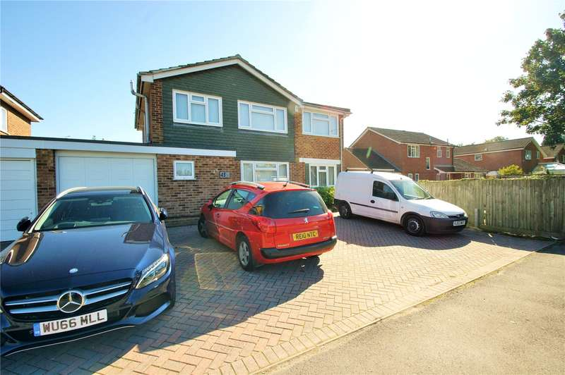4 Bedrooms Detached House for sale in Binfield Road, Wokingham, Berkshire, RG40