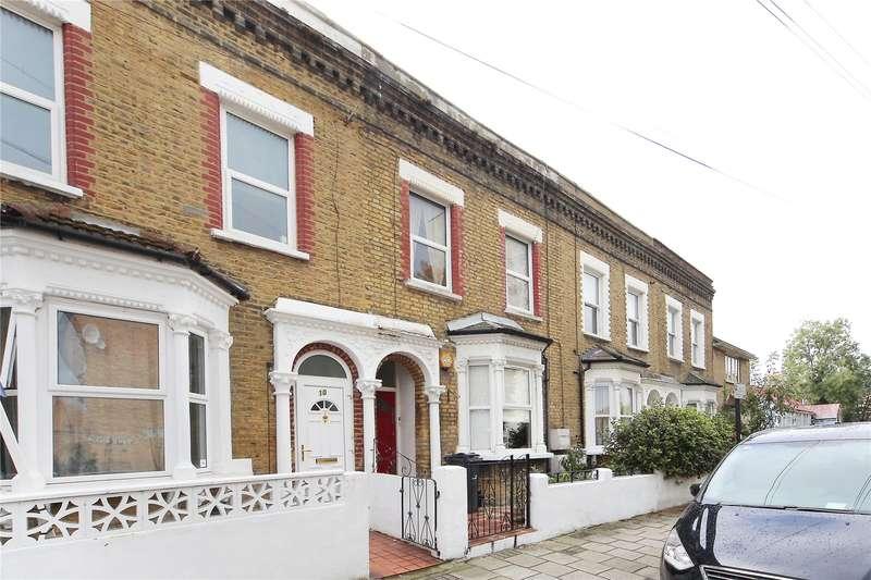 2 Bedrooms Flat for sale in Kepler Road, London, SW4