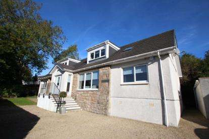 5 Bedrooms Bungalow for sale in Crookfur Road, Newton Mearns, East Renfrewshire