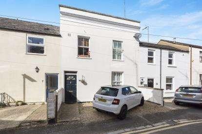 2 Bedrooms Terraced House for sale in Sidney Street, Cheltenham, Gloucestershire, Cheltenham