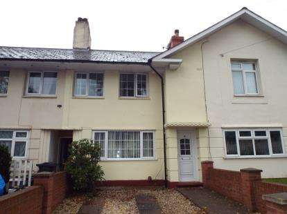3 Bedrooms Terraced House for sale in Hurlingham Road, Birmingham, West Midlands
