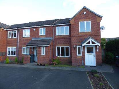 3 Bedrooms End Of Terrace House for sale in Honeycomb Way, Birmingham, West Midlands