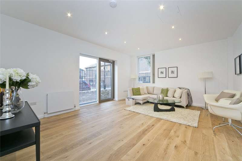 3 Bedrooms Flat for sale in Copenhagen Street, Barnsbury, N1