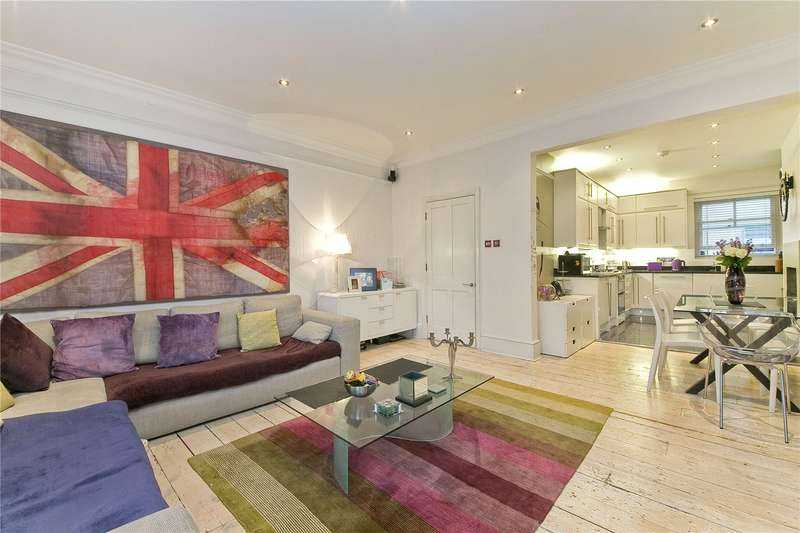 2 Bedrooms Flat for sale in Highbury Corner, Highbury, N5