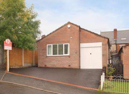 2 Bedrooms Bungalow for sale in Welby Place, Sheffield, South Yorkshire