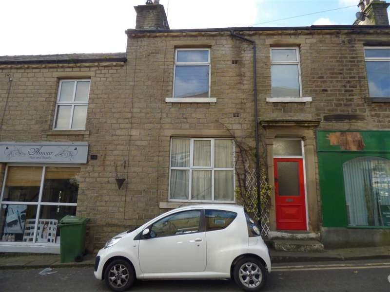 2 Bedrooms Property for sale in Bridge Street, Slaithwaite, HUDDERSFIELD, West Yorkshire, HD7