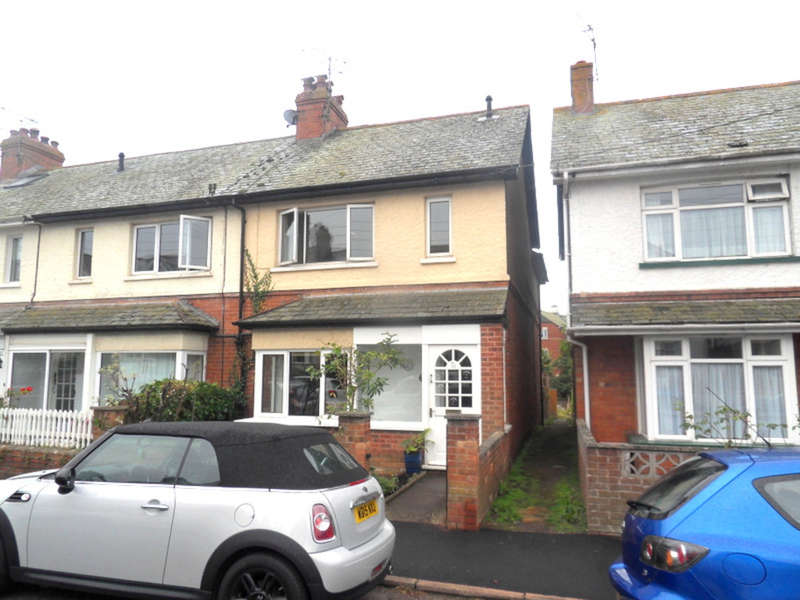 3 Bedrooms End Of Terrace House for sale in Greenway Lane, Budleigh Salterton