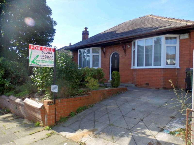 2 Bedrooms Detached Bungalow for sale in Graythwaite Road, Heaton