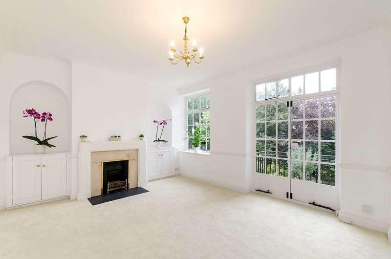 2 Bedrooms Flat for sale in Shrewsbury House, Cheyne Walk, Chelsea, SW3