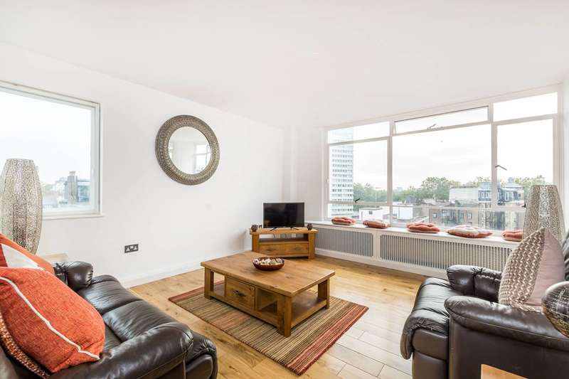 3 Bedrooms Flat for sale in Craven Terrace, Lancaster Gate, W2