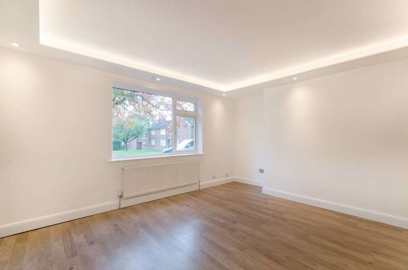 2 Bedrooms Flat for sale in Link Road, New Southgate, N11