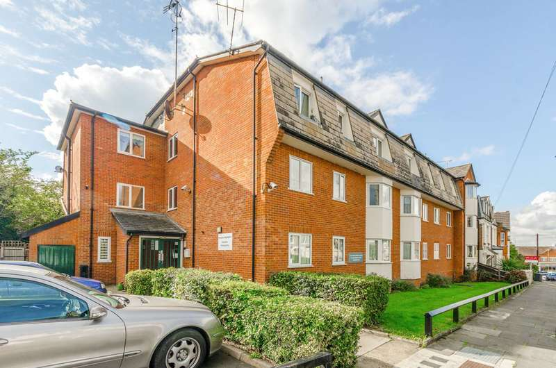 1 Bedroom Flat for sale in Wetherill Road, Muswell Hill, N10