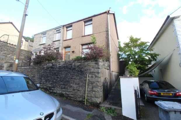 3 Bedrooms Semi Detached House for sale in Allen Street, Mountain Ash, Rhondda Cynon Taff, CF45 4BB