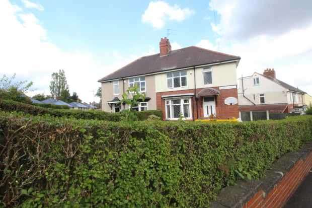 3 Bedrooms Semi Detached House for sale in Corker Road, Sheffield, South Yorkshire, S12 2TH
