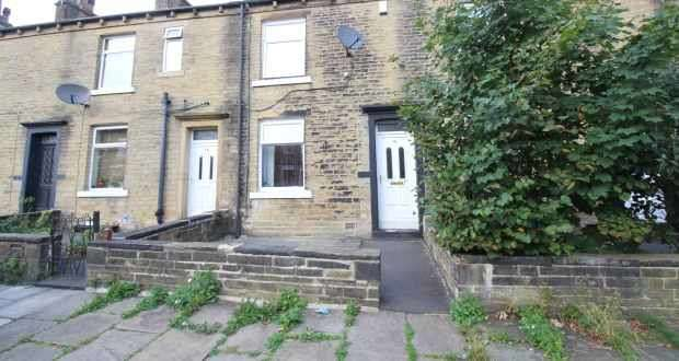 2 Bedrooms Terraced House for sale in Bubwith Grove, Halifax, West Yorkshire, HX2 7PY