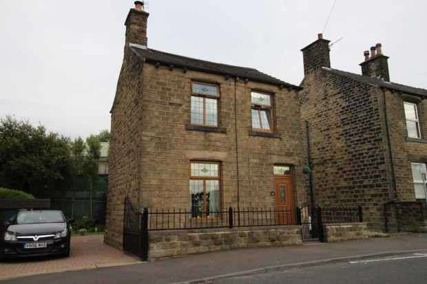 3 Bedrooms Detached House for sale in Wakefield Road, Huddersfield, West Yorkshire, HD8 9HR