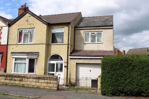 4 Bedrooms Semi Detached House for sale in Addison Road, Derby, Derbyshire, DE24 8FG