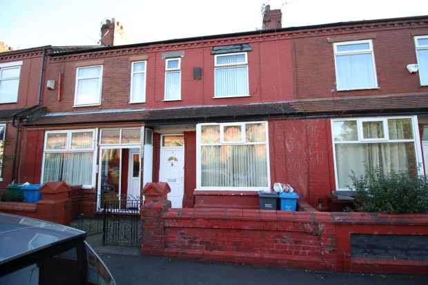 3 Bedrooms Terraced House for sale in Cumbrae Rd, Manchester, Greater Manchester, M19 3NF