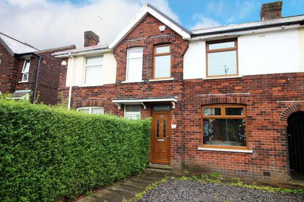 2 Bedrooms Semi Detached House for sale in Ings Lane, Rochdale, Greater Manchester, OL12 7LG