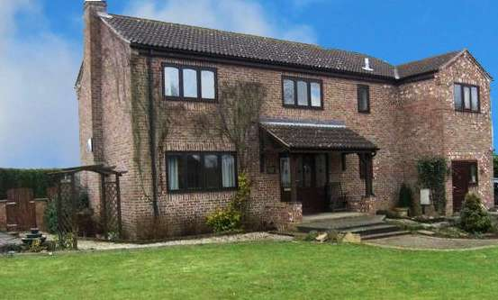 5 Bedrooms Detached House for sale in Long Lane, Gainsborough, Lincolnshire, DN21 5SQ