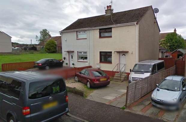 3 Bedrooms Semi Detached House for sale in Keir Hardie Cres, Kilwinning, Ayrshire, KA13 7JP