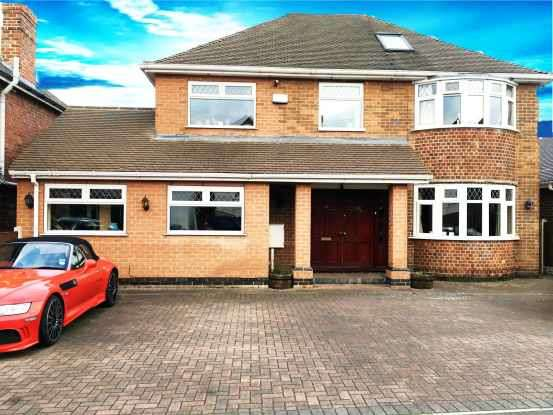 6 Bedrooms Detached House for sale in Queens Ave, Ilkeston, Derbyshire, DE7 4DL