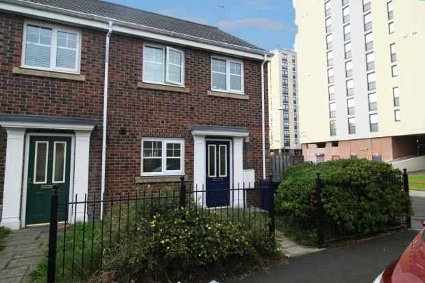3 Bedrooms Property for sale in North Street, Jarrow, Tyne And Wear, NE32 3PG