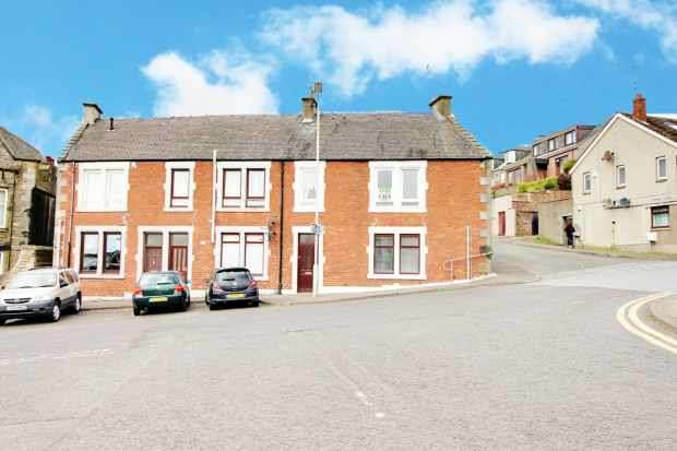 2 Bedrooms Apartment Flat for sale in Fisher Street, Leven, Fife, KY8 3HD