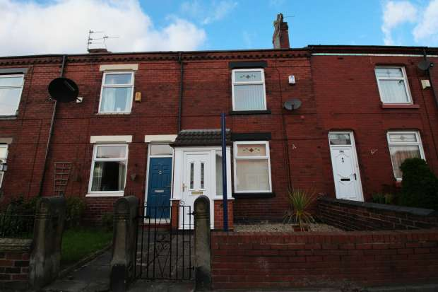 2 Bedrooms Terraced House for sale in Downall Green Road, Wigan, Greater Manchester, WN4 0LZ