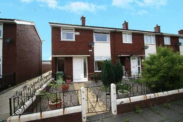3 Bedrooms Terraced House for sale in Aire,, Halton, Cheshire, WA8 4SS