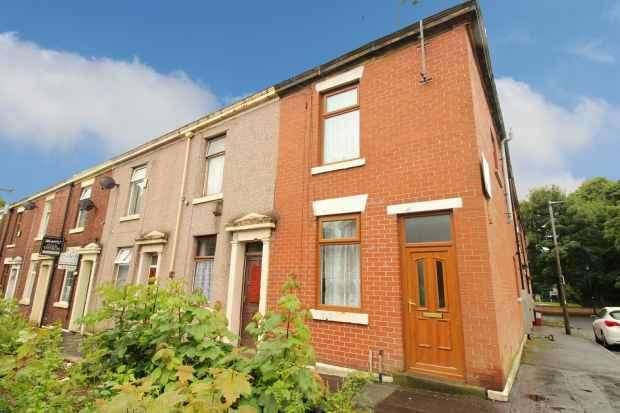 2 Bedrooms Terraced House for sale in Lansdowne Street, Blackburn, Lancashire, BB2 2PS