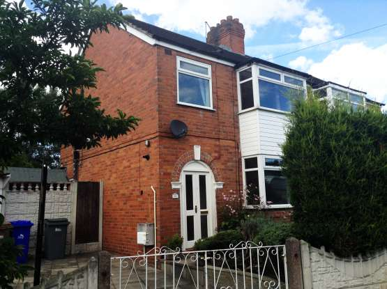 3 Bedrooms Semi Detached House for sale in Brookside Drive, Stoke-On-Trent, Staffordshire, ST3 2AA