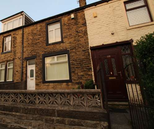 2 Bedrooms Terraced House for sale in Woodhall Road, Bradford, West Yorkshire, BD3 7BT