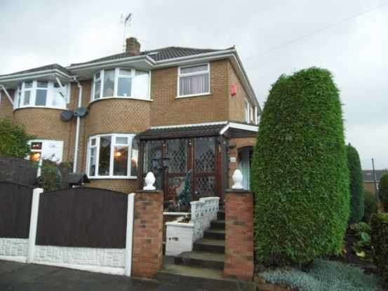 3 Bedrooms Semi Detached House for sale in Perth Drive, Nottingham, Nottinghamshire, NG9 8PZ