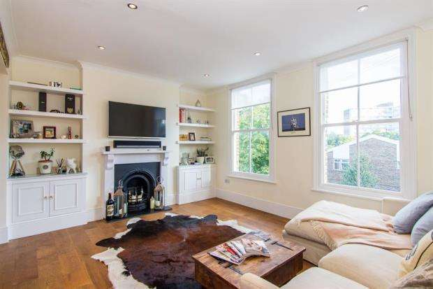 2 Bedrooms Flat for sale in Bramber Road, London, W14