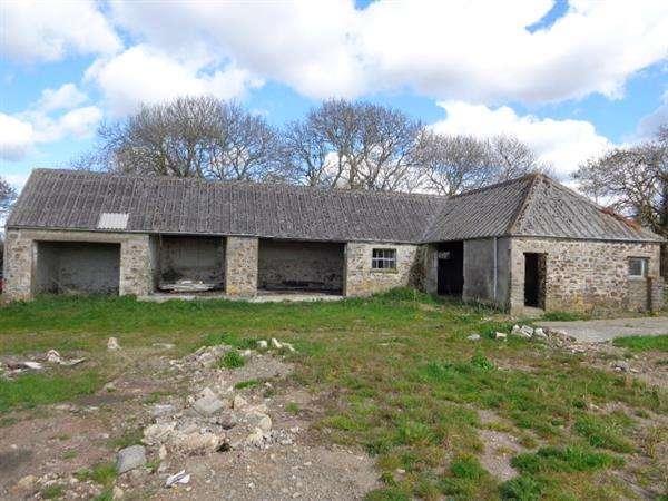 3 Bedrooms Barn Conversion Character Property for sale in Milton Farm, Oxland Lane, BURTON