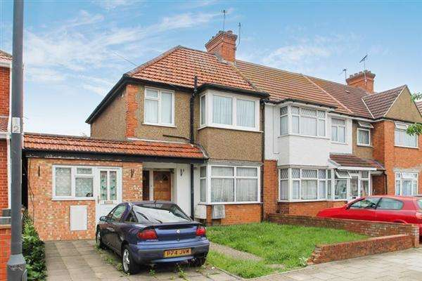 1 Bedroom Maisonette Flat for sale in St Pauls Avenue, Kenton