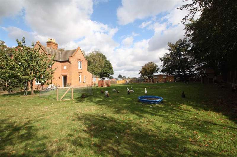 3 Bedrooms Cottage House for sale in Nursery Cottages, Foxhall