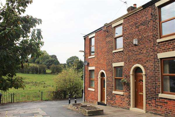 2 Bedrooms Terraced House for sale in Brook Street, Higher Walton, Preston
