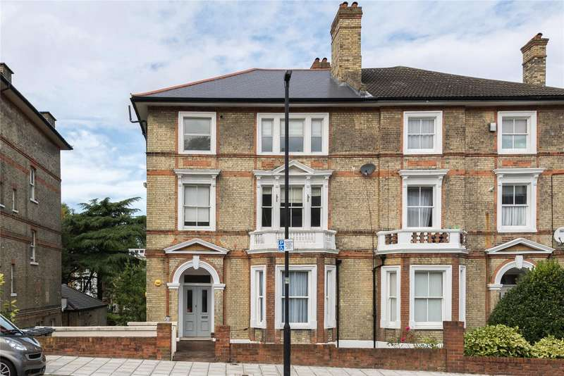 1 Bedroom Apartment Flat for sale in Victoria Crescent, London